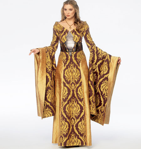 cersei sewing pattern